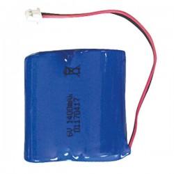 Batteria Lithium 6V 1400mAh...