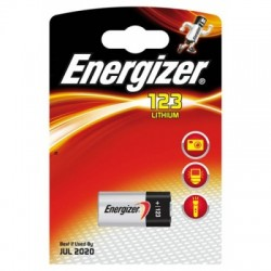 CR123A AL LITIO ENERGIZER