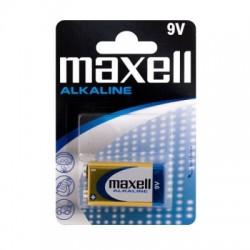 Batteria 9v MAXELL alk. 1...